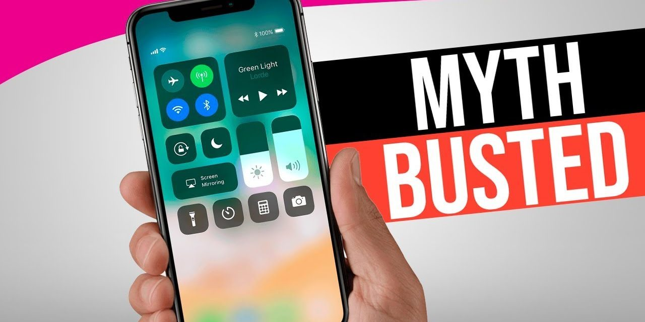 20 Myths About Mobile Devices