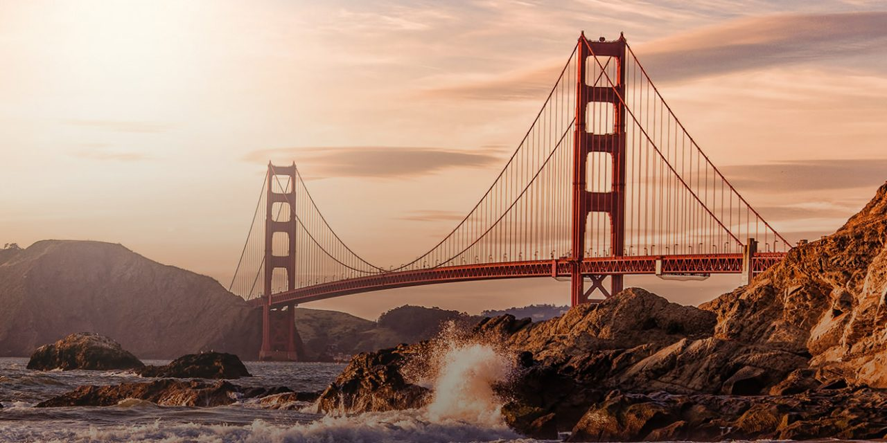 San Francisco is the Most Photographed City in North America