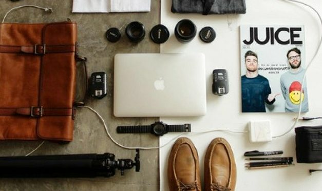 Travelling With Technology – Some Tips From Master