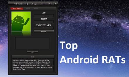 Top Android Hacking Tools, Android RATs